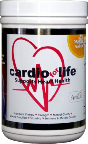 CardioForLife - Arginine Supplement