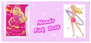 Mundo Pink Doll