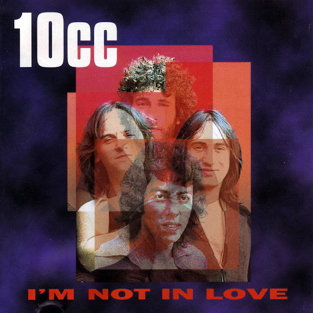 10cc - I'm Not In Love - copertina traduzione testo video download