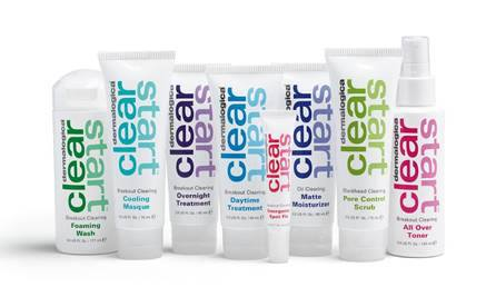 Dermalogica Clear Start will treat teen acne