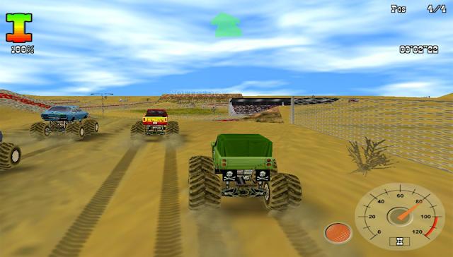 Game monster truck fury 34mb full version pc games free download