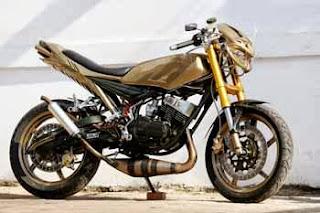 Modif Motor Yamaha Rx 100