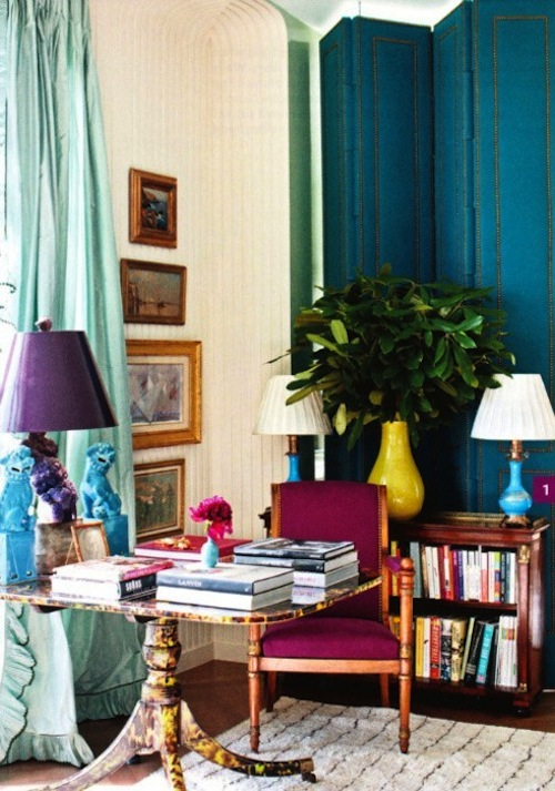 luxe + lillies: JUICY JEWEL TONES