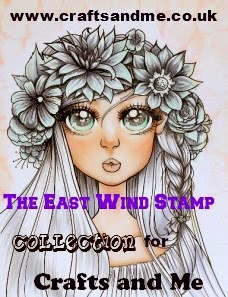East Wind Stamps @ Crafts and Me