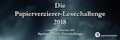 Ankündigung Papierverzierer-Lesechallenge 2018