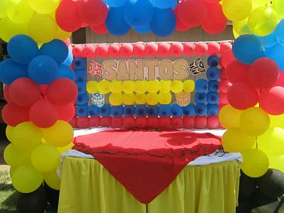 Decoración De Fiestas Infantiles   Fiestas y Cumples
