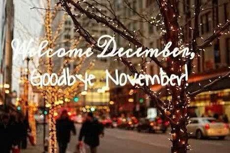Gambar DP BBM Selamat Datang Bulan Desember