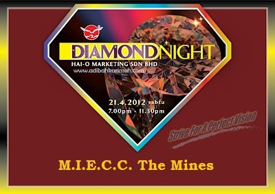 diamond night at miecc the mines for premium beautiful top agents