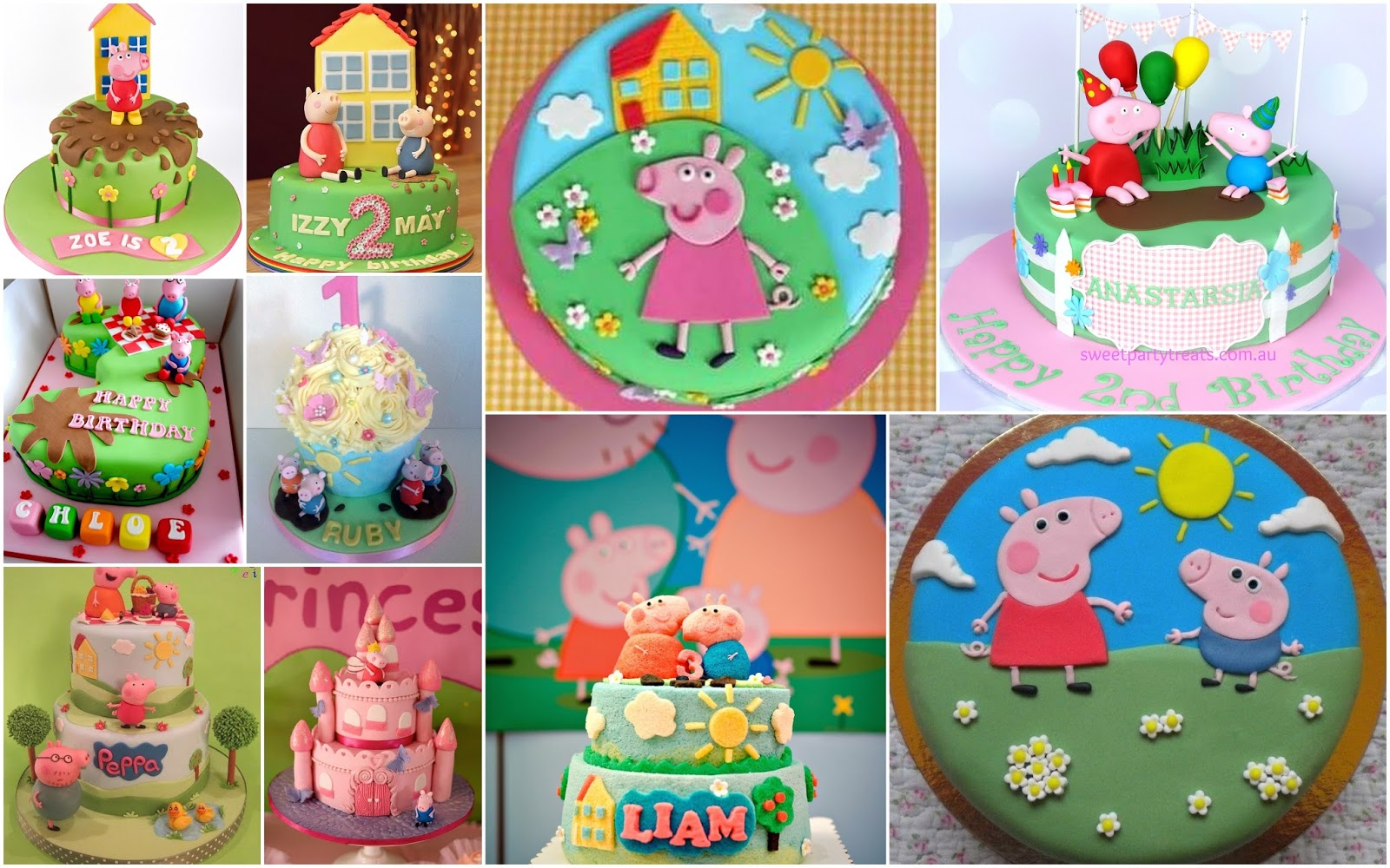 decorations peppa party us decor instadecor birthday pig