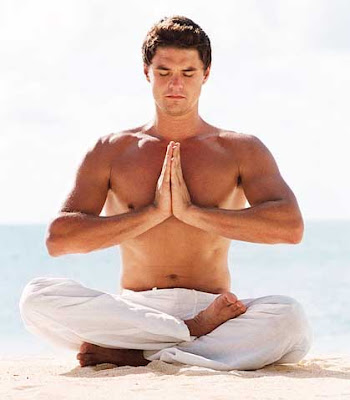 men-yoga - How Yoga Lowers Stress