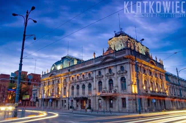 Łódź: Pałac Izraela Poznańskiego