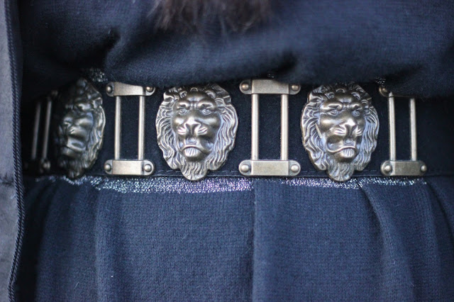 Lion's Head Belt