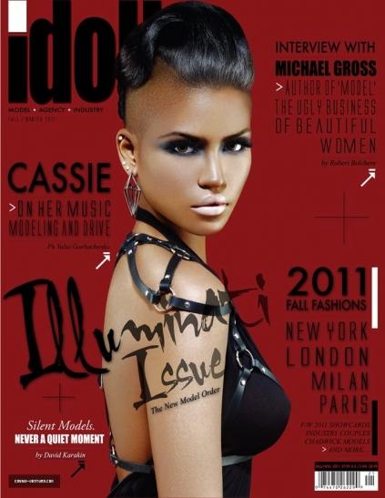 Singer Cassie @