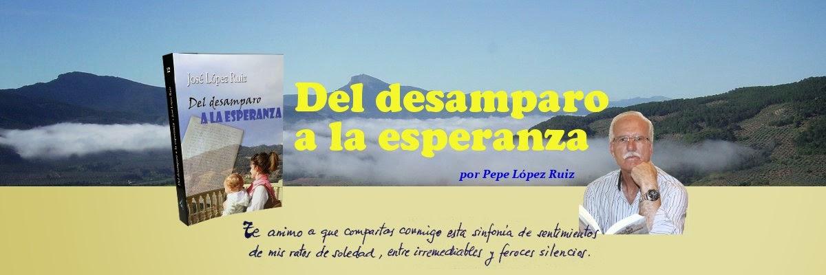 DEL DESAMPARO A LA ESPERANZA- José López Ruiz