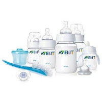 Philips AVENT BPA Free Infant Starter Set