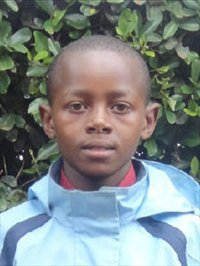 Karanja - Kenya, Age 13