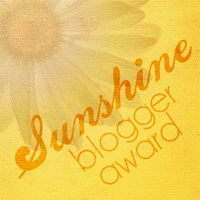 Sunshine Blogger Award || Water & Pen