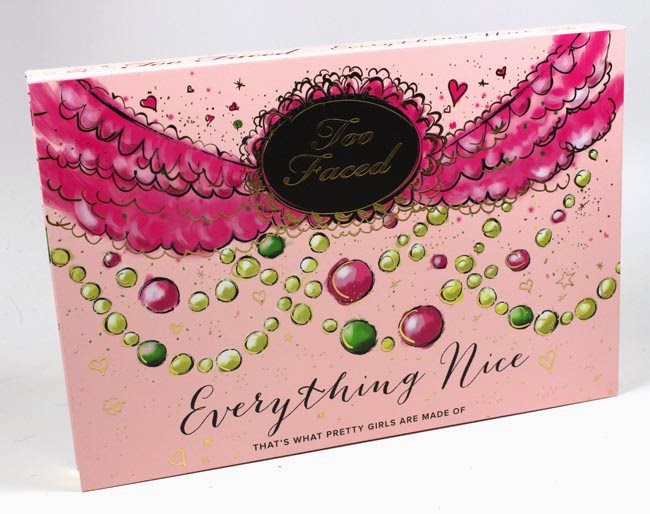 Too Faced Cosmetics for the holidays - Gouldylox.com