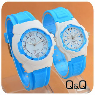 jam tangan q&q couple