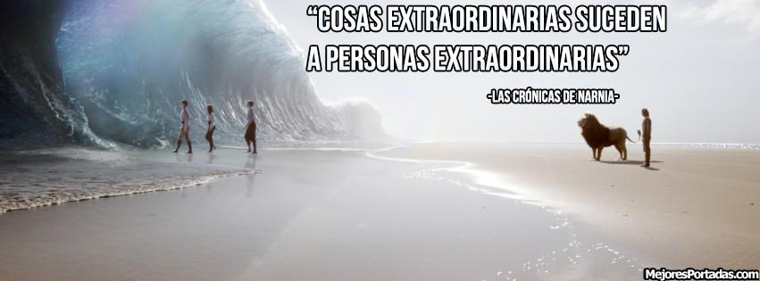 Frase De Las Cronicas Narnia Mejores Portadas Facebook