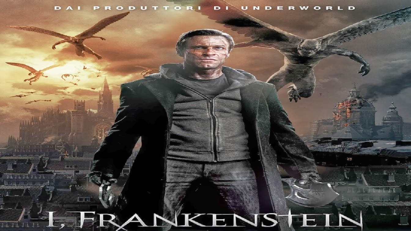 i, frankenstein full movie online watch & download