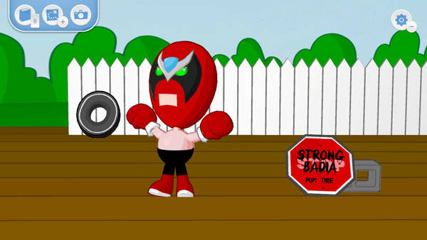 Strong Bad's Cool Game for Attractive People PC Game