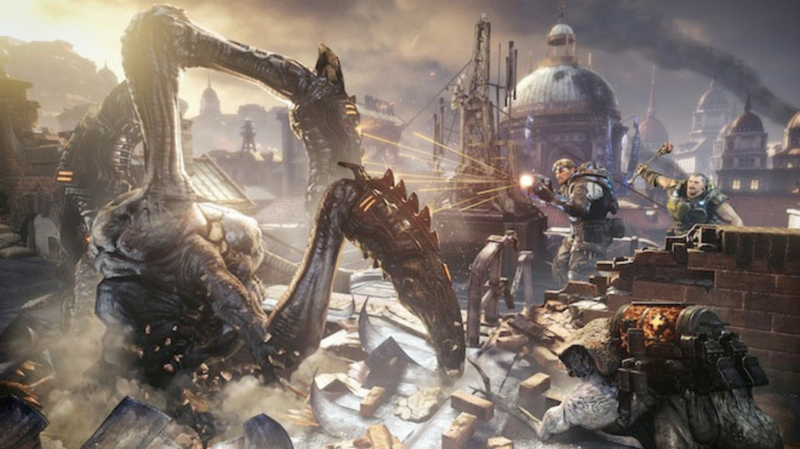Gears of War: Judgment takes you back before the events of the