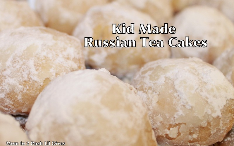 Easy Russian Tea Cakes