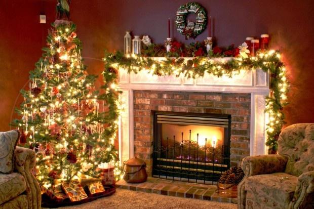 decoracin hogar navidad