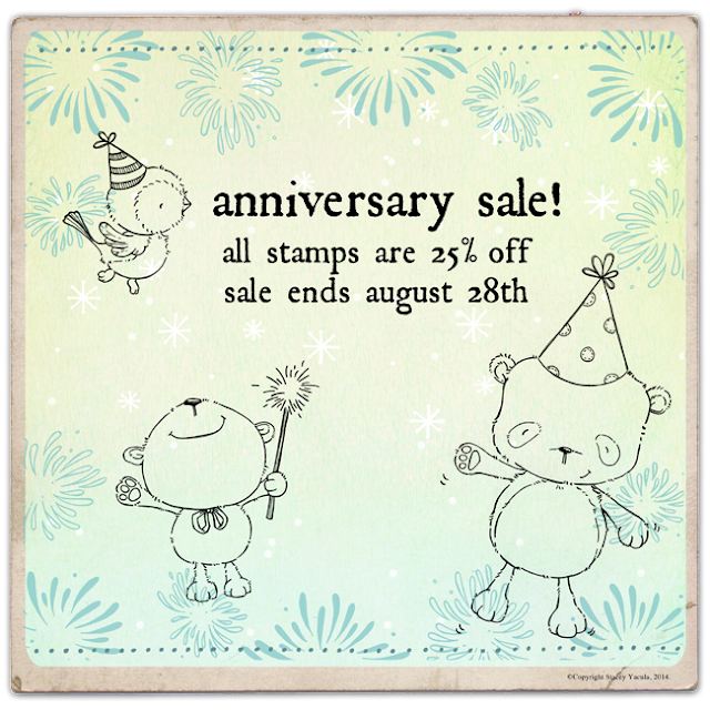 Purple Onion, rubber stamp, sale