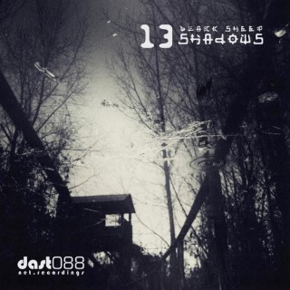 [DAST088_LP] Black Sheep - 13 Shadows (Album/Soundtrack)