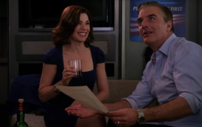 Yonomeaburro: The Good Wife 7x20: fiesta de despedida