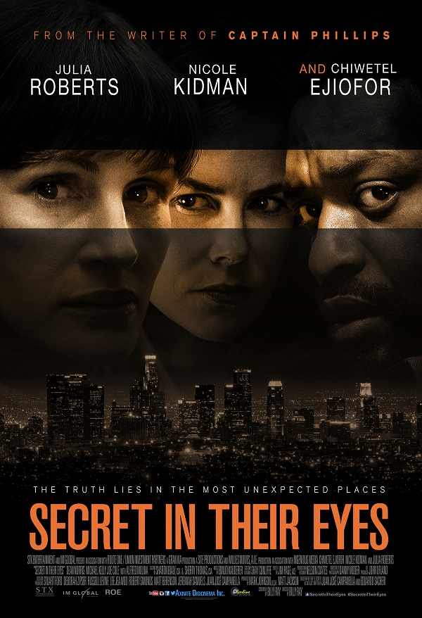 Secret In Their Eyes Official Poster