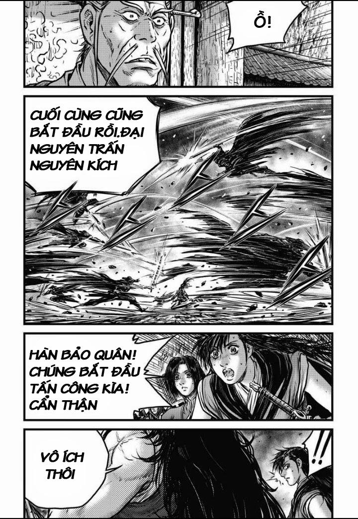 Hiệp Khách Giang Hồ chap 465 page 2 - IZTruyenTranh.com