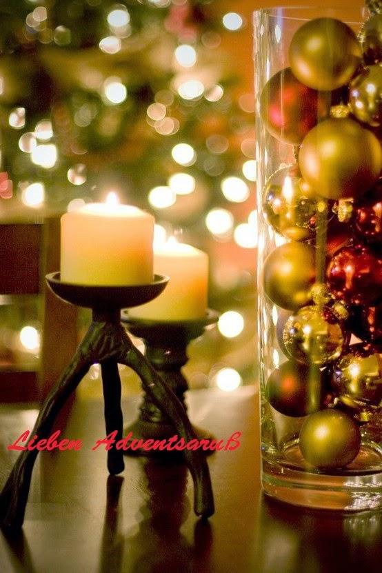 Lieben Adventsgruß