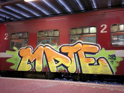 graffiti mate