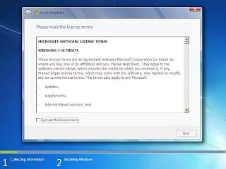 Cara instal windows 7 dan 8 menggunakan flash disk 3
