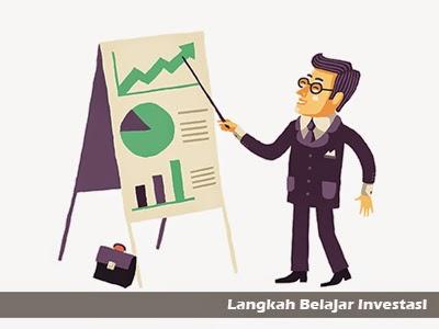 langkah belajar investasi