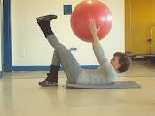 Exercícios Funcionais com Bola