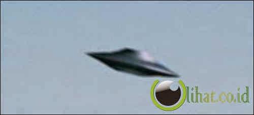 UFO Serang basis Taliban di Afghanistan