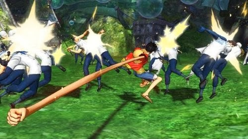 One Piece: Pirate Warriors Game - 5