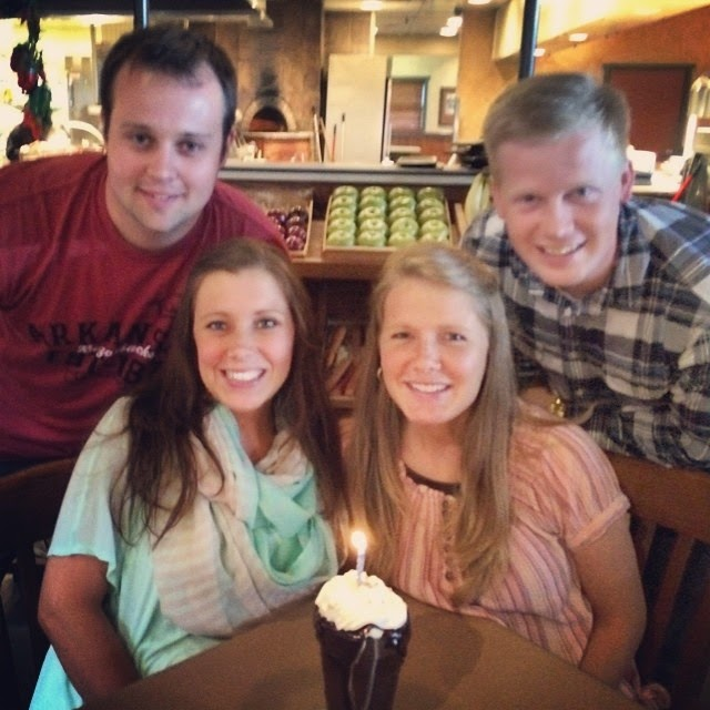 Josh and Anna Duggar and David and Priscilla Waller