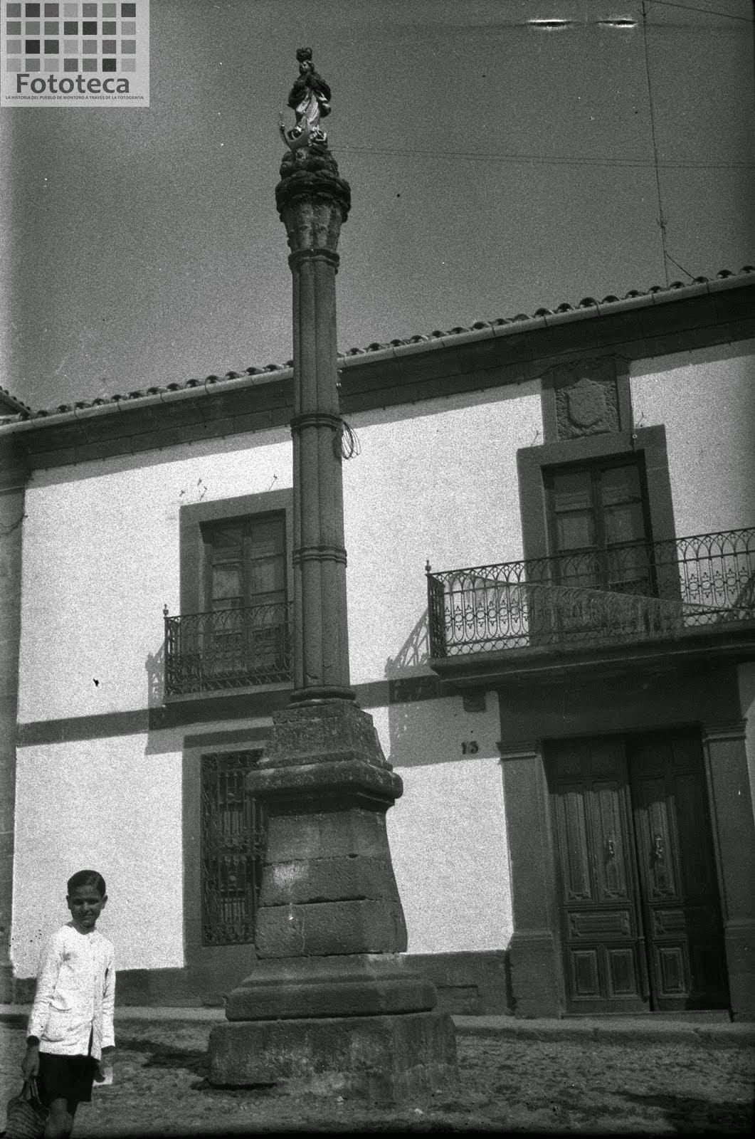 Plaza de Jesús. Inicios S.XX