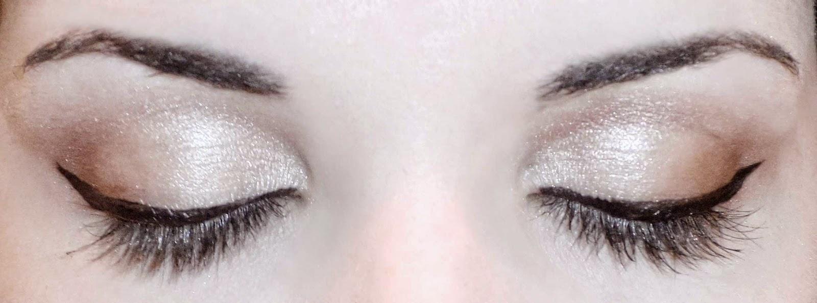maquillaje pin up eyeliner delineado