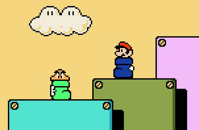 Super Mario Bros. 3 Kuribo's Shoe Goomba's Shoe