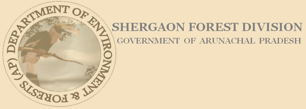 Shergaon Forest Division