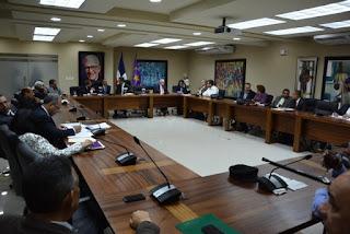 Inicia reunión del Comité Político del PLD