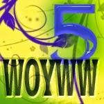 WOYWW - 5 years!