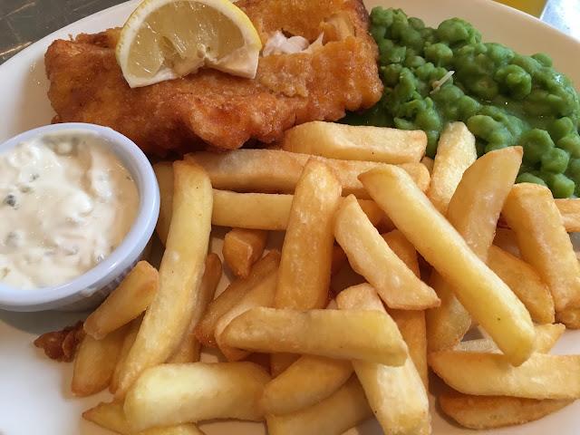 British Fish and chips, #food,