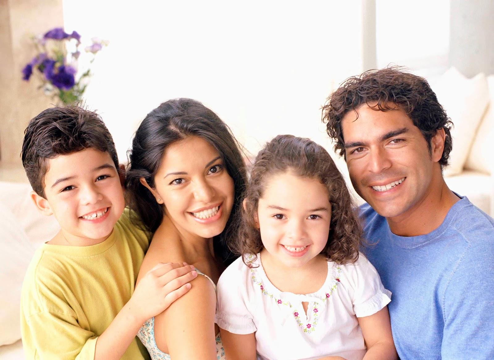 Resultado de imagen de Las familias humanas